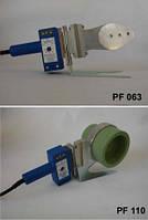 Ручной аппарат для раструбной сварки PF 063R  Herz