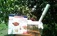 Отделитель косточек от вишен leifheit 37200 оригинал ( косточковыдавливатель ), фото 1