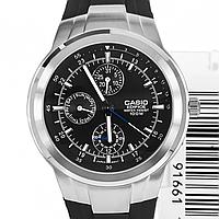 Мужские часы Casio EF305-1AV Edifice Касио водонепроницаемые японские кварцевые
