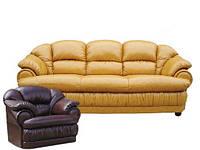 """Диван Барон 3 Н .Фабрика мягкой мебели """"Вика""""."""