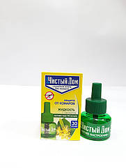 Жидкость от комаров Чистый Дом с ароматом Летнее настроение