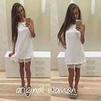 Женское платье летнее 48-50