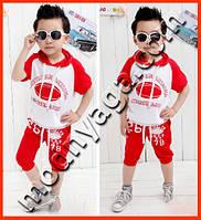 Детский летний костюм для мальчиков