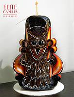 Дизайнерские свечи - креативные фото от ELITE CANDLES