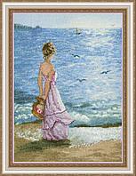 Набор для вышивания бисером «На берегу»