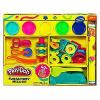 Набор пластилина  Fun Factory Mega Set Play-Doh, Hasbro.