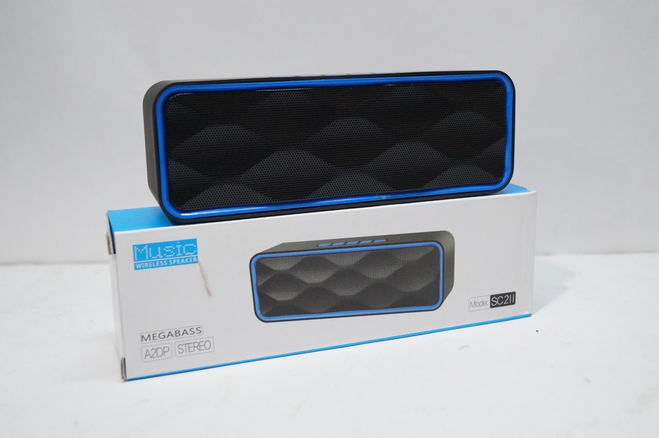 Портативная bluetooth колонка  wireless SC211