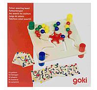 Goki Развивающая игра Разноцветные шары 58913