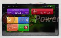 Штатная магнитола Nissan Note - RedPower 21000B Android 4.4 (1024x600)