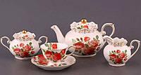 Чайный набор Розы из 12 предметов