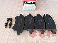 Тормозные колодки передние, suzuki SX4, BPM121501, Remsa