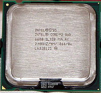 Процессор Intel Core2Duo E6600 LGA775 2ядра