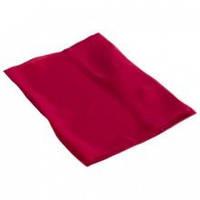 Шёлковый красный платок (60*60см)