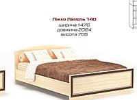 Кровать з вкладом 140х200 б/м Дисней. Доставка по Украине. Гарантия качества
