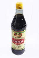 Уксус тёмный  500мл tm Heng Shun