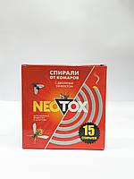Спирали от комаров NEOTOX с двойным эффектом