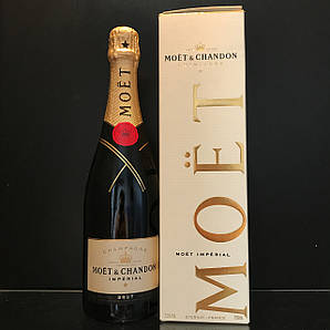 Шампанское моет шандон брют Moet Chandon Imperial Brut 0,75л