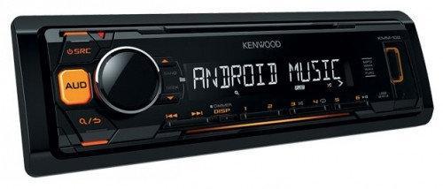 Автомагнитола Kenwood KMM-102 AY
