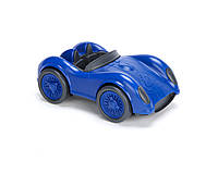 """ЭКО Игрушка """"Синяя гоночная машина"""" Green toys"""