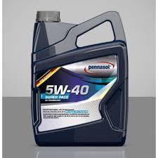 Моторное масло PENNASOL SUPER PACE SAE 5W40, кан 5л