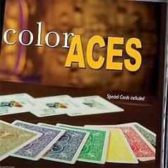 """Картковий рахунок """"Color Aces"""""""