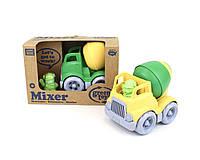 """ЭКО Игрушка """"Автобетоносмеситель"""" Green toys"""