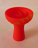 Силиконовая чаша для кальяна Samsaris Красная