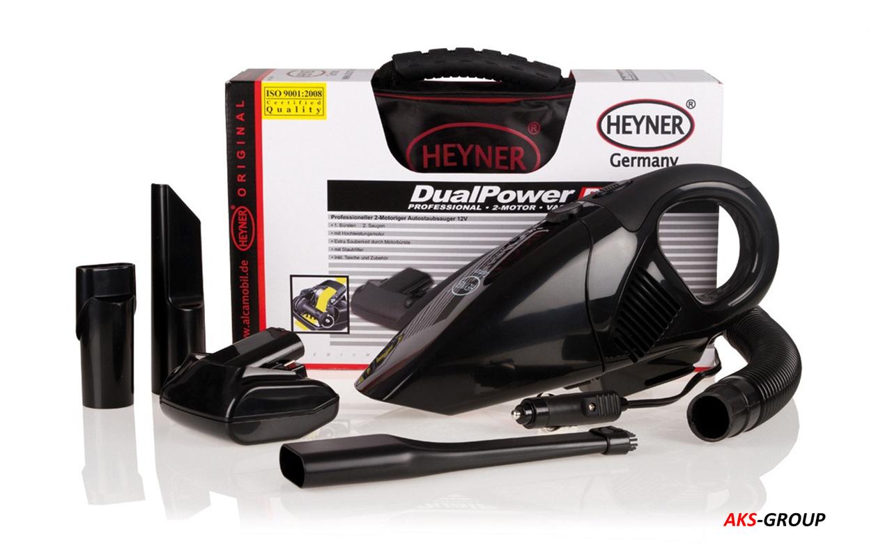 Автопылесос Heyner 238 DualPower PRO