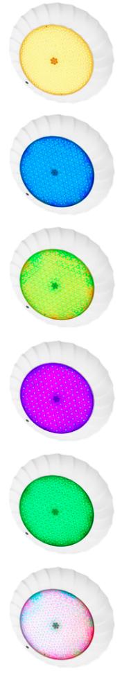 Цветовой режим светодиодного прожектора Aquaviva LED006–546LED