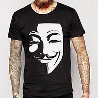 Футболка с принтом Vendetta