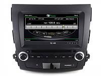 Штатная магнитола для Mitsubishi Outlander XL 2005-2012 - EasyGo S120