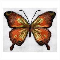 """Набор для вышивки крестом """"Бабочка"""""""