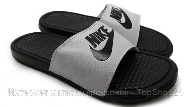 Мужские шлепанцы Nike benassi