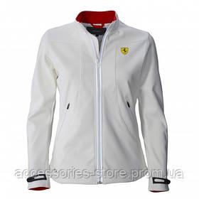 Женская куртка Ferrari Official Shield Lady 3 Layer SF Jacket, Limited