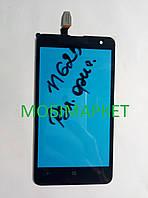 Сенсор (тачскрін) Nokia Lumia 625 original чорний