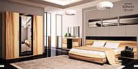 Кровать 1,8 Соната Орех Балтимор без тумбочек с подъемным механизмом. Доставка по Украине. Гарантия качества