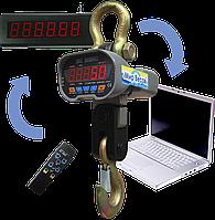 Крановые весы ВК ЗЕВС III - 3 000 РК (радиоканал)