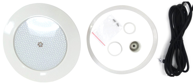 Светодиодный прожектор для бассейна Aquaviva LED029–546LED (резьбовое крепление)