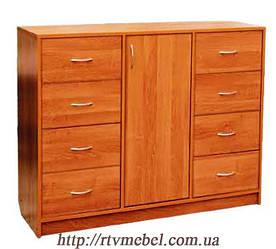 Комод 1х8.Мебельная фабрика РТВ