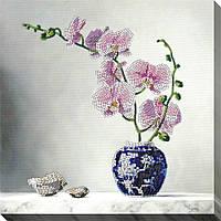"""Набор для вышивки бисером """"Орхидеи 3"""""""