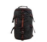 Рюкзак-трансформер Augur | черный
