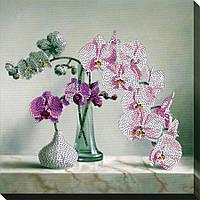 """Набор для вышивки бисером """"Орхидеи 1"""""""