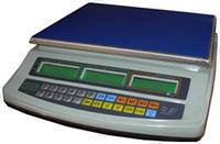 Торговые веы ВТЕ-Центровес-30-Т1-СМ до 30 кг, точность 5 г