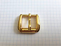 Пряжка D0694 золото 20 мм