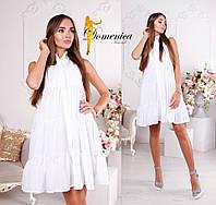 Платье на пуговичках (21449)