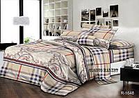 Полуторный комплект постельного белья из ткани Ранфорс