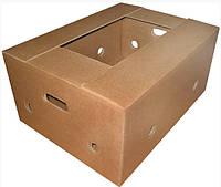 Банановый ящик. Усиленный ящик для транспортировки овощей.
