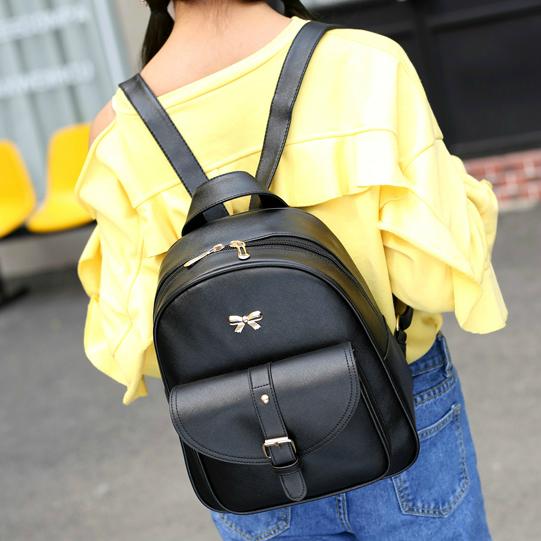Женский рюкзак из кожи PU