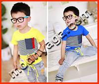Детская футболка - стильно, качественно и красиво