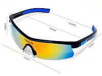Окуляри Cycloving CS59 для спорту риболовлі водіння сині